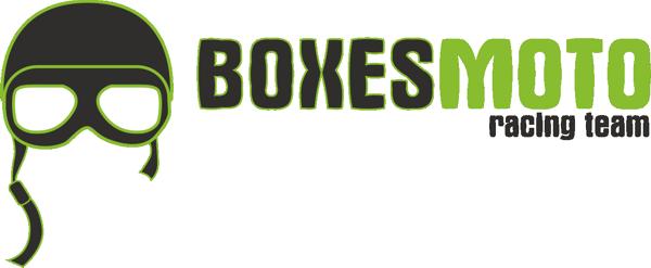 Boxes Moto. Представитель испанского мотоспорта